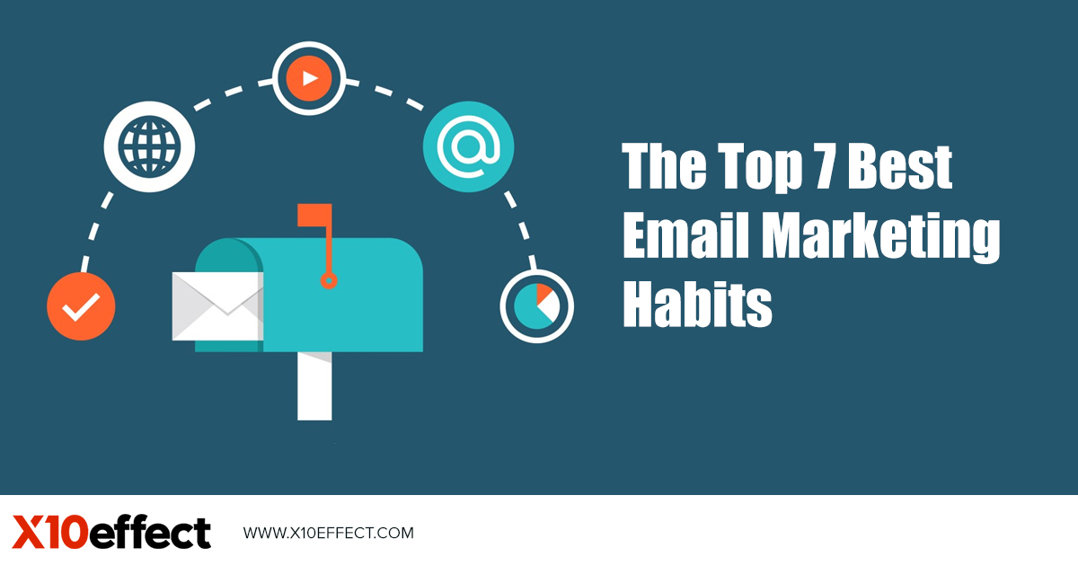 The Best Email Marketing Habits